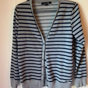 Forever 21 Cotton/Polyester Cardigan